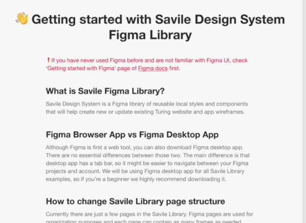 Design System: Meet Savile